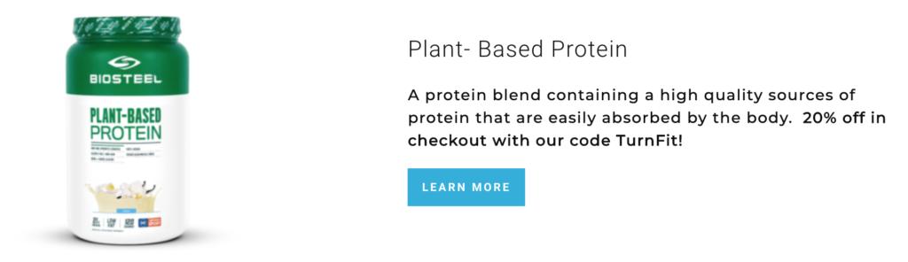 BioSteel Plant Protein