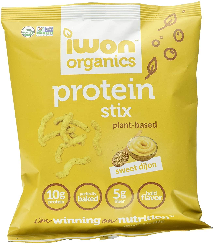 IWON Organics Protein Stix Sweet Dijon