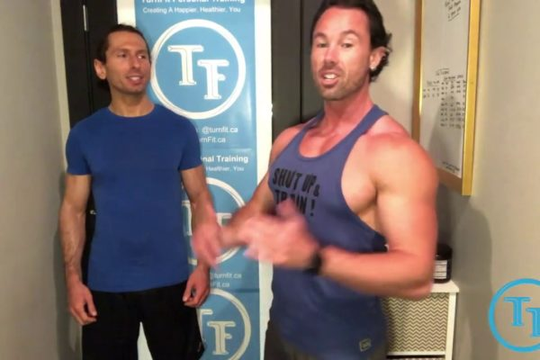 Testimonial by Mark –  Vancouver Personal Trainers