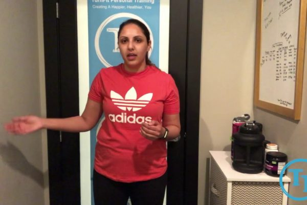 Kiran's story of why she uses TurnFit- Vancouver Personal Trainers