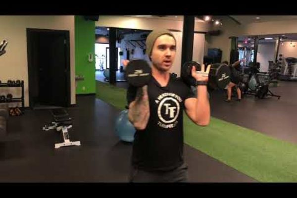 Extreme muscle toning – Monster Set-  With TurnFit Personal Training & Fitness