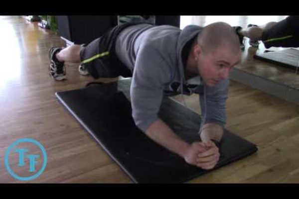 TurnFit Personal Training how to  Plank