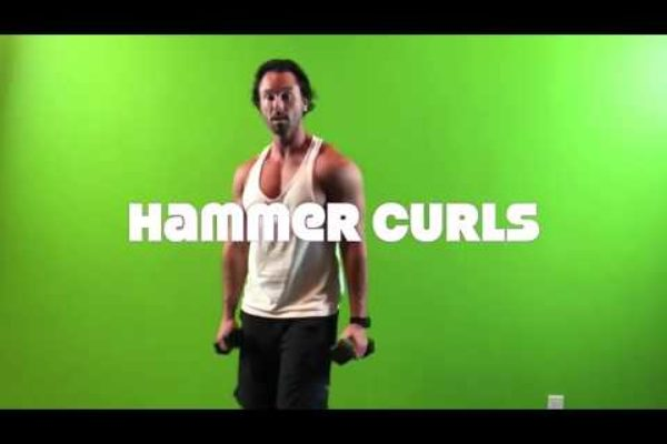 The Best Way to do a Dumbbell Hammer Curl